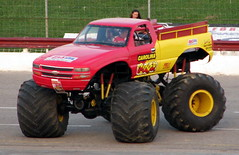 100 Things to see at the fair #64: Ride in a monster truck