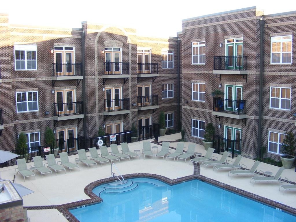 Downtown Greensboro Luxury Apartments