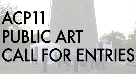 ACP 11 Public Art Call for Entries