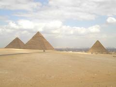 cairo piramides