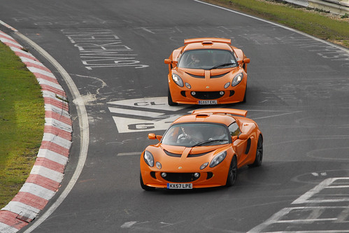 Pair of Lotus Elises