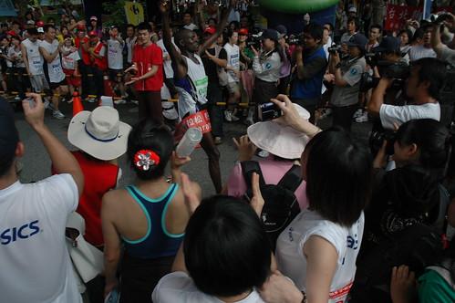 2008太魯閣峽谷馬拉松