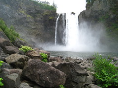 Snoqualmie Falls (Little Dragon Wings) Tags: snoqualmiefalls