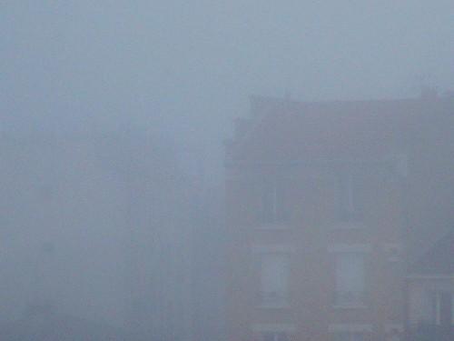 Épais brouillard par Groume
