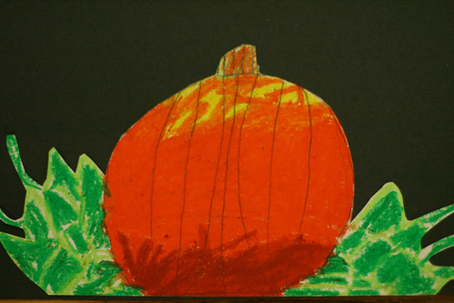 ShaDerrian's pumpkin