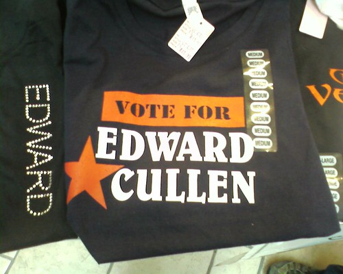 Vote for Edward