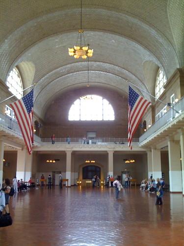 Ellis Island National Monument