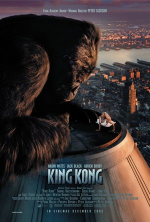 King Kong (2005) - Movie Poster 03