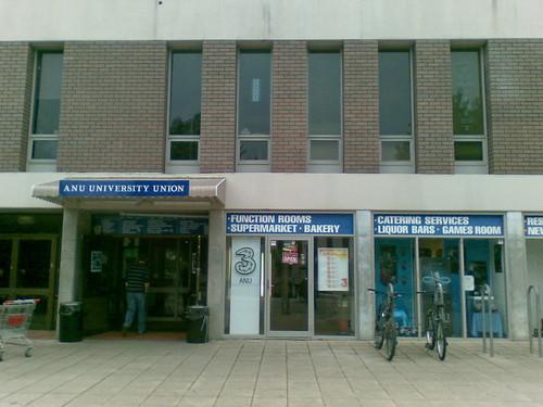 ANU University Union