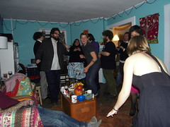 dance party! (stephiblu) Tags: november autumn party guests fun nj montclair 2008 autumnball autumnball2008 tichenortichenors