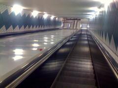 U-Bahn Messehallen II