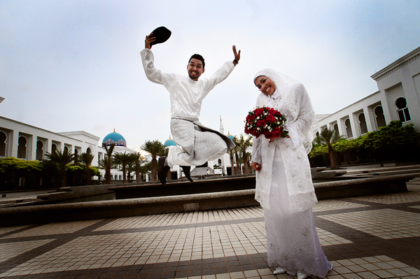 Cherita nikah Omar & aty