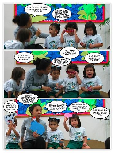 chaos in class