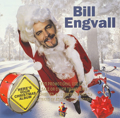 Bill Engvall - Here's Your Christmas Album [CD cover] (1999)