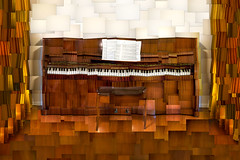 Bigger than a Bosendorfer (thescatteredimage) Tags: music canon20d piano australia melbourne victoria montage photomontage 2008 joiner scattered hockneyish hockneyesque thescatteredimage scatteredimage augustforster