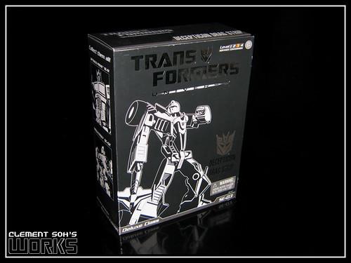 Transformers Universe SE-03 Dragstrip