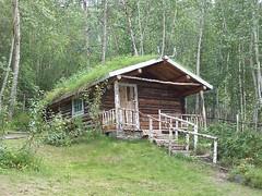 Robert Service Cabin