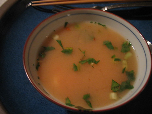 shrimp and lemongrass soup