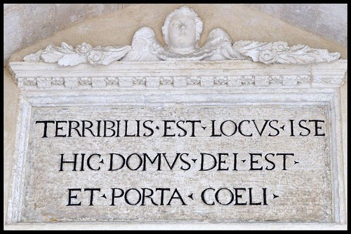 Terribilis Est Locus Iste da Bindalfrodo.