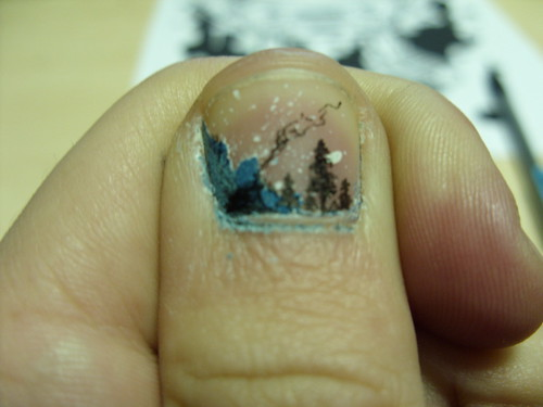 Christmas Nail!!???? by Welcome to LIMBO