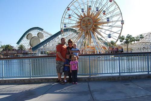 California Trip 2008