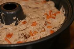 Persimmon Bundt Cake