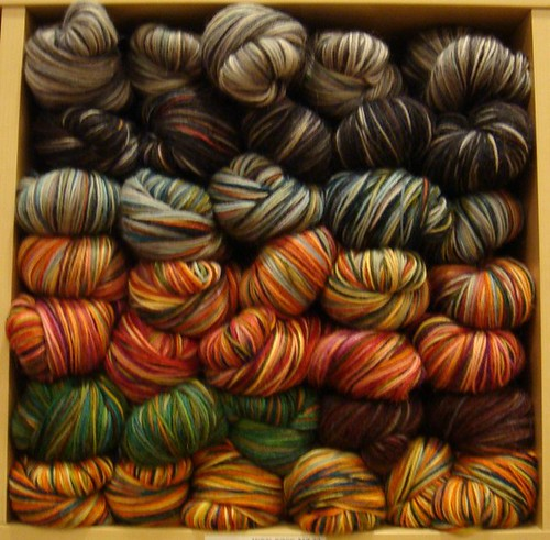 New Colours of Misti Alpaca Sock Yarn
