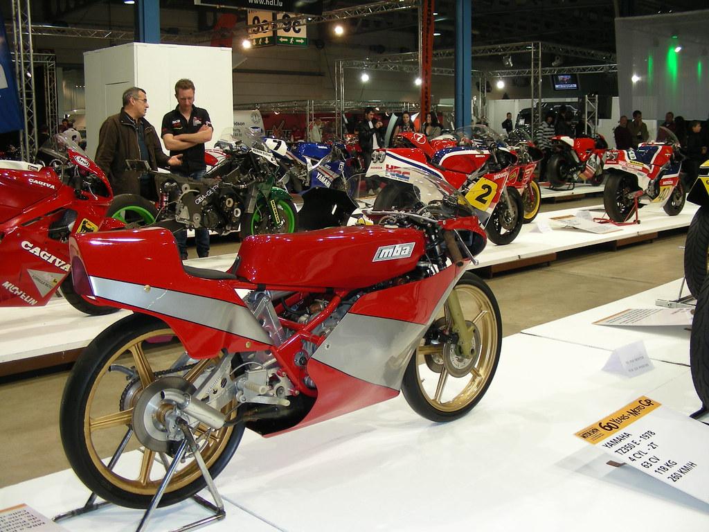 MBA 125 GP 1978 Motor Show 08