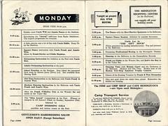 Middleton Tower Brochure 1955 -9 (trainsandstuff) Tags: 1955 vintage map archival brochure holidaycamp kamiya middletontower