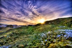 Purple sunrise reworked (Per Erik Sviland) Tags: photoshop nikon erik per hdr orton d300 cs4 pererik sviland sqbbe pereriksviland