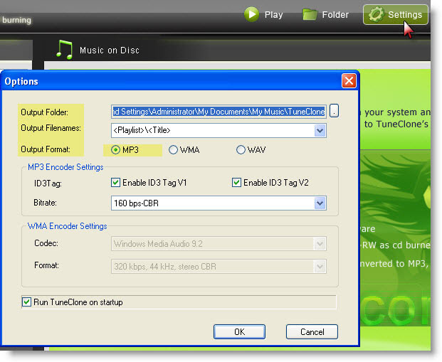 TuneClone to convert DRM protected Rhapsody music to iTunes MP3 for iPod