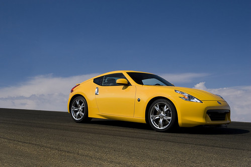 National Speed - Nissan 370z Exterior
