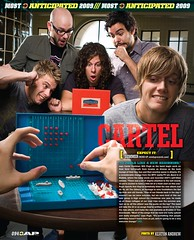 Cartel (windup records) for AP magazine (January 09 issue) (Keaton Andrew) Tags: ohio music records up photography kent wind band canon5d cartel kentstate promos alienbees 35mmf2 alternativepress altpress strobist winduprecords keatonandrew apmagazing