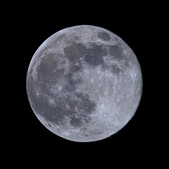 Lune à son périgée (bis repetita)