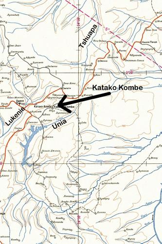Katako Kombe_1962 map