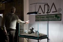 TGM ADA Demo - adding stones (Stu Worrall Photography) Tags: green ada tank stu machine demonstration meet planted aquascaping tgm stuworrall ukaps ukapsorg worralltgmthegreenmachineadademonstrationplantedta