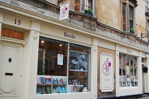 Mr B's - the best bookshop I have ever encountered