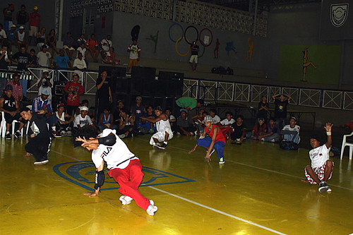 Hip-Hop Batalha 40 por você.