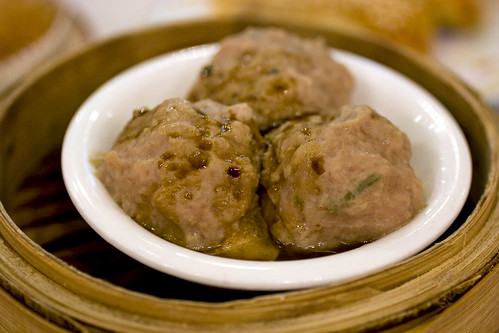 Steamed Meatballs