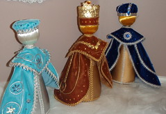 wise men Christmas craft