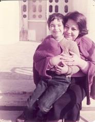 me and my son (Nahidyoussefi) Tags: iran persia iranian ایران تهران عشق مادر 1363 ایرانیان nahidyoussefi ناهیدیوسفی کودکی thehran