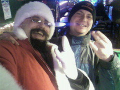 Photo-0386.jpeg (Voodoo Zebra) Tags: cameraphone santa christmas santaclaus shocker theshocker