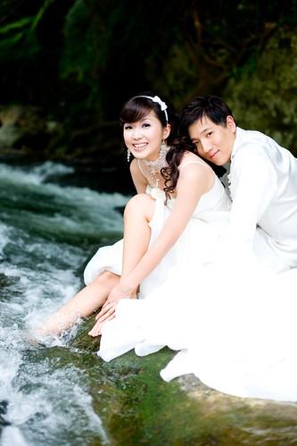 美麗的婚紗照008