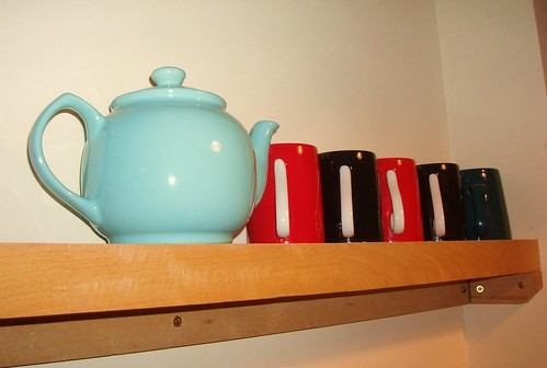 Teapot on the Shelf from my flickr account