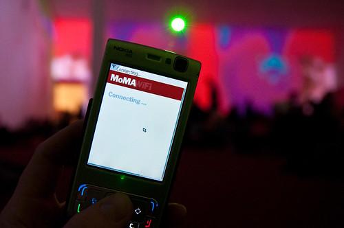 MoMA WiFi