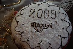 Happy New Year to All! (elenikiokia) Tags: new greek happy year wishes 2009 auguri vassilopita