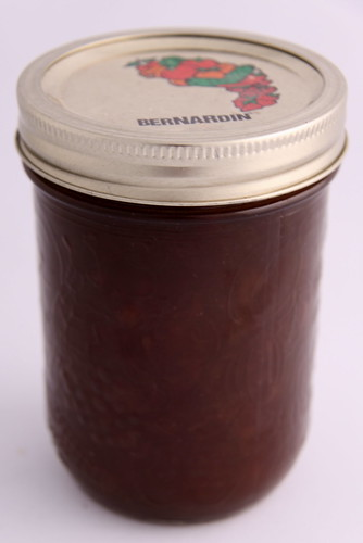 Butterscotch Peach Jam