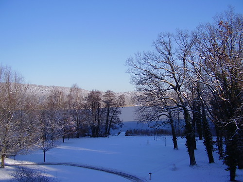 Lehnitzsee, 04.01.2.2008