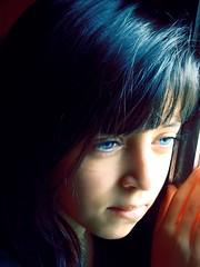 (NouraAlkubaisi.) Tags: blue eyes  mashalla noufo nouf   noufa  noufi
