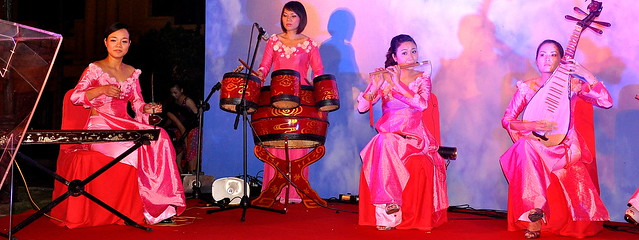 Traditional Vietnamese Music